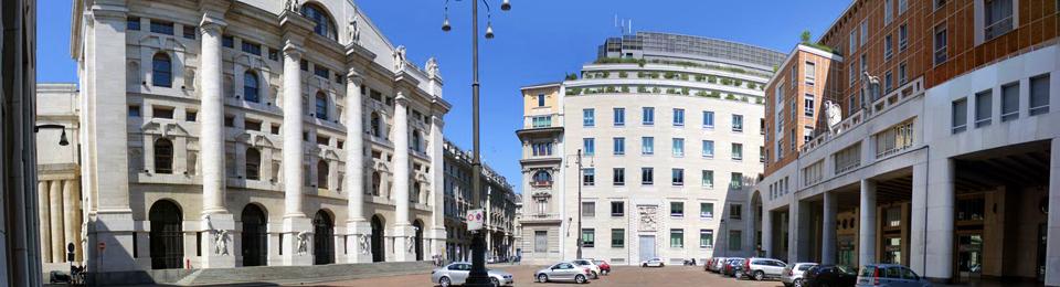 Milano - Piazza Affari
