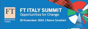 FT Italy Summit
